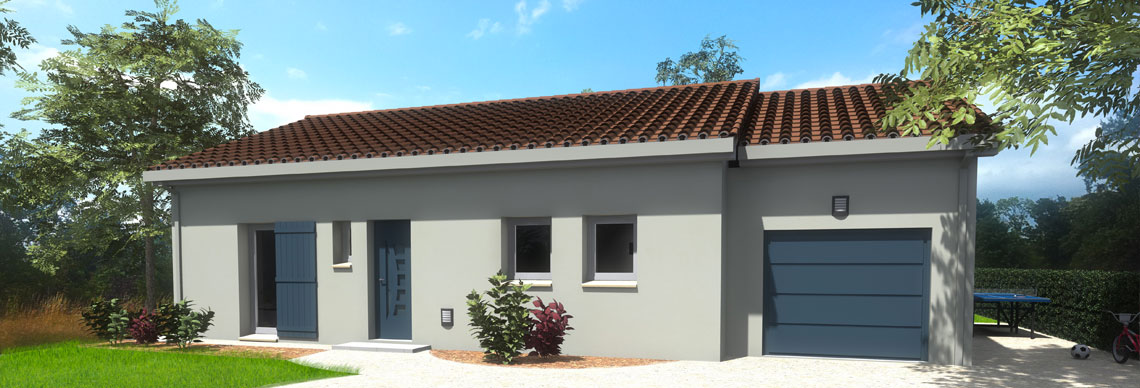 Construire sa maison individuelle avec ekla maison for Construire sa maison individuelle