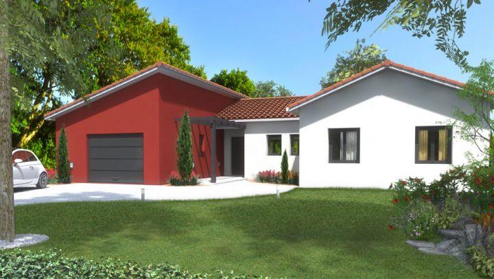 Votre maison, de plain-pied ou avec étage ?
