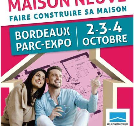 INVITATION AU SALON DE LA MAISON NEUVE